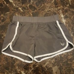 Justice sport shorts girls size 14